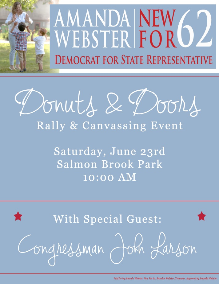 Donuts & Doors (larson)